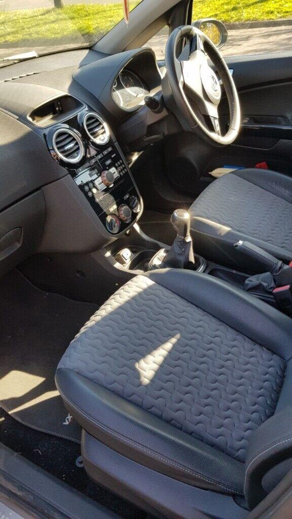 Vauxhall, CORSA, Hatchback, 2013, Manual, 1398 (cc), 5 doors