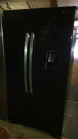 KENWOOD water dispenser black American fridge freezer new Ex display