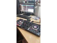 NUMARK PLATINUM DJ DECKS