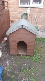Large dog kennel in vgc