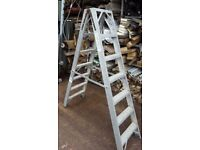 Ally step ladders 130 kg class 1