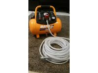 Impax professional power compressor IM200-12L comes with 20m 300psi air 8mm hose