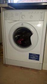Indesit freestanding washing machine white IWB5113