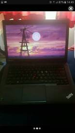Lenovo thinkpad t440 i5 processor 500gb hdd.4gb ram.