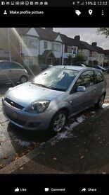 FORD FIESTA FREEDOM 1.4 2007 (facelift)