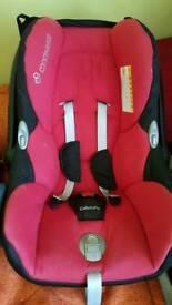 MAXI COSI CAR SEATS FROM NEWBORN 0+