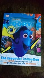 Finding Dory The Essential Collection - new