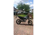 2009 Yamaha WR250X , 14000, Supermoto ,A2 license compliant.