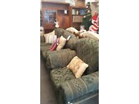 3Seater + Armchair