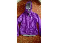Karrimor women's size 8 waterproof jacket