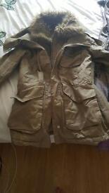 Firetrap ladies coat