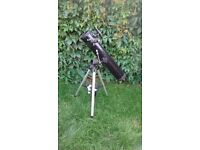 Astronomical telescope (cheap}