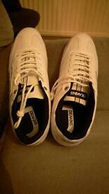 A new shoe sold for a cheaper price. Men shoe. For more information contact the following email
