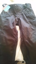 Brand new motorbike trousers