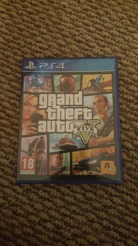 Grand theft auto 5 PlayStation 4in Bournemouth, DorsetGumtree - Grand theft auto 5 PlayStation 4. Excellent condition