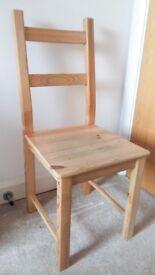 IKEA Ivar Chair - Pine