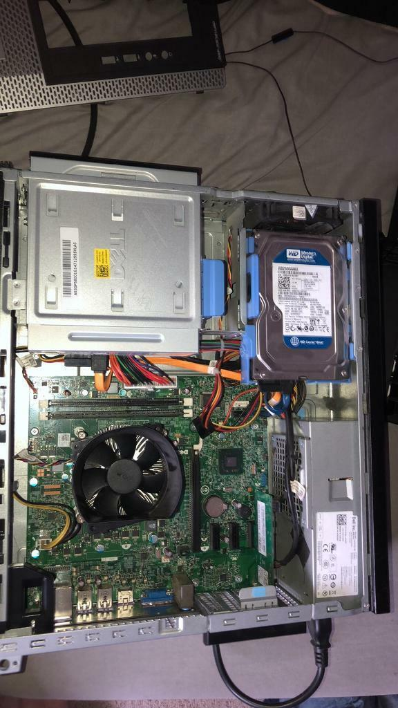 Dell optiplex 390 i3 desktop computer | in Leicester, Leicestershire |  Gumtree