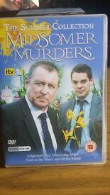 Midsomer murders boxed set