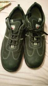 Black safety shoesfor sale