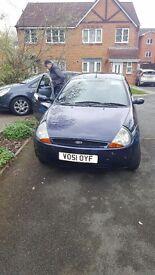 Ford ka 2001 1.3