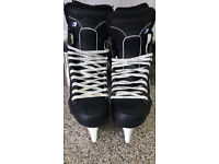Mission (Bauer) Pure L3 Ice Hockey Skates - Size 9E 9.5UK - equiv to between Supreme 170 and 180