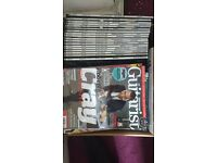 Guitar Magazines Guitarist Guitar & Bass Total Guitar 50+