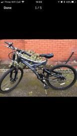Men's mountain bike . Shockwave XT920