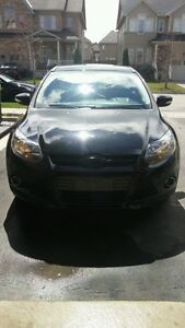 Ford focus se sport package