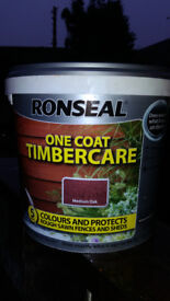 Timbercare ronseal
