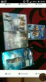 Dvds new