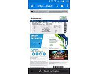 Black Sabbath ticket for last tour SSE Hydro 24th Jan