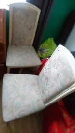 Two Caxton Chairs ( Pair of chairs )