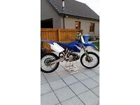 Yamaha YZ 250 - Mint Motocross bike not cr,rm,crf