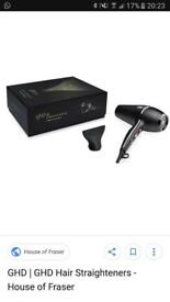 GHD Straighteners and Hairdryer for sale