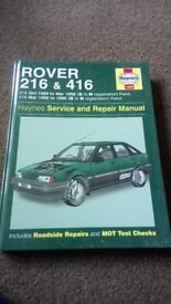Haynes car manuals for old cars