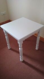 Square wooden table ONLY £35
