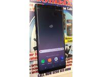 Samsung Galaxy Note 8 64GB Black Unlocked good condition