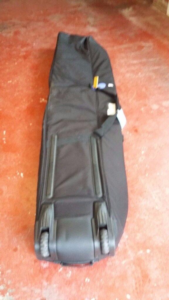 Dakine Concourse Double Ski Bag 185cm Black Used Once