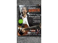 The Guitarist Book of Acoustic TAB Sheet Music Magazine