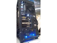 High End Bespoke Gaming PC Bulldozer Oct-Core , GTX 970, ASUS m5a99x evo , 8GB RAM , SSD /HDD