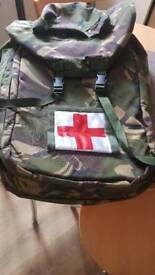 Army medic rucksack large