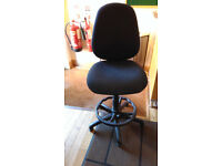 Draughtsman's chair in good condition