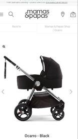 Mama's & Papas Carrycot/Pram & Pushchair