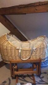 Peter Rabbit Baby Snug/Crib (unused) RRP £180