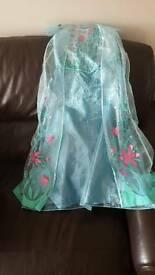 Frozen fever dress age 7-8