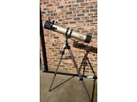 Tasco luminova 675 reflector telescope