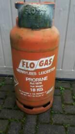 Flo Gas, Gas cylinder