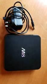 M8 Android TV Box / Media Center
