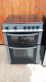 LOGIK LFTC60A12 OVEN CERAMIC ELECTRIC COOKER IN GOOD CONDITION & WORKING ORDER