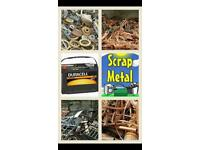 Waste metal collection